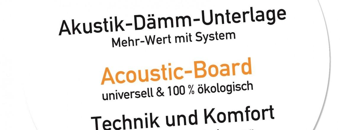 Acoustic Board